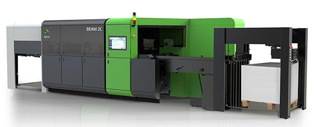 Verpackungshersteller Thimm investiert in digitle Laserstanze Highcon Beam C2 1