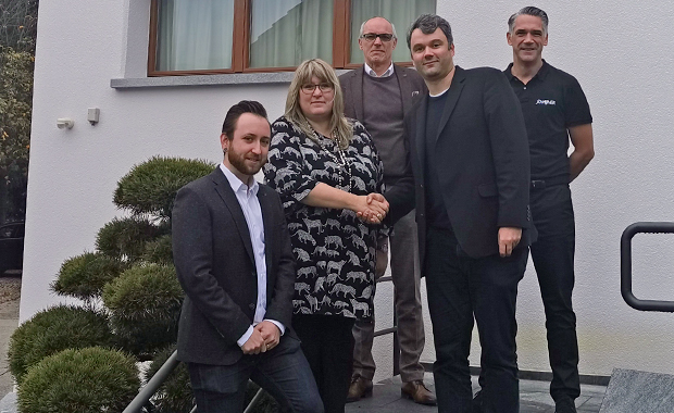 Xeikon und Schaffner GF AG vereinbaren Vertriebspartnerschaft Digitaldruck Tonerdruck Trockentoner Rollendruck Inkjet