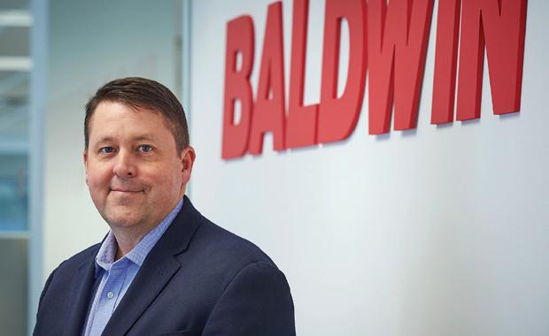 Druckindustrie: Joe Kline ist seit etwa einem Monat der neue Präsident und CEO der Baldwin Technology Company Inc.
