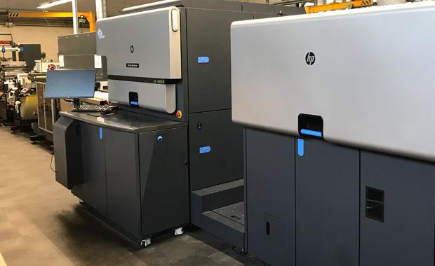 Druckerei Oscar Mahl investiert in eine HP Indigo 6900