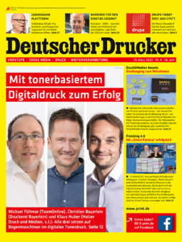 Produkt: Deutscher Drucker 4/2020