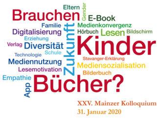 Buchverlage: Das Mainzer Kolloquium 2020: Mangel an Lesestoff für Kids in gedruckter Form herrscht definitiv nicht. Gekauft wird auch – aber auch gelesen?