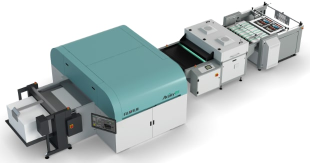 Acuity B1 Großformatdruck von Fujifilm UV-Inkjet Digitaldruck