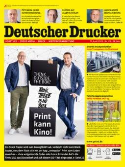 Produkt: Deutscher Drucker 5-6/2020