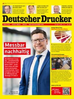 Produkt: Deutscher Drucker 7/2020