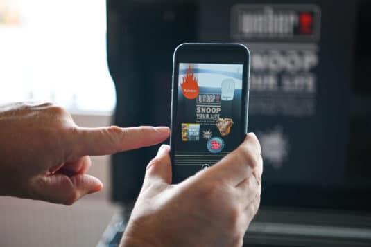 Kommunikationsdesign: »snoopstar« macht mit moderner ARI-Technologie aus allem Gedruckten eine interaktive Bühne zur Unterstützung von Abverkauf und Markenbildung.