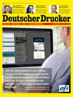 Produkt: Deutscher Drucker 8-9/2020