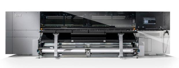 East Print investiert in Hybriddrucker Durst P5 350 Großformatdruck Inkjet Digitaldruck