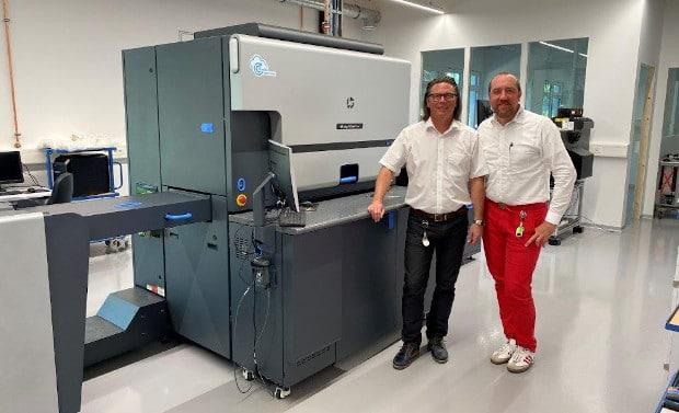 Mada Marx Datentechnik investiert in eine HP Indigo 7K