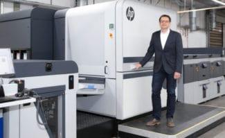 Onlinprinters HP Indigo 100 K Digitaldruck Online-Druckerei