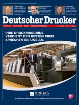 Produkt: Deutscher Drucker 12-13/2020