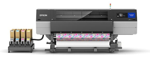 Epson Surecolor SC-F10000 Textildruck Großformatdruck Large Format Printing Inkjet