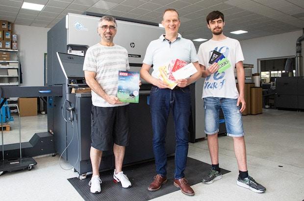 Grunewald Digitaldruck HP Indigo 7K