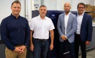 druckat investiert in eine Accuriopress C14000 Konica Minolta The Document Group