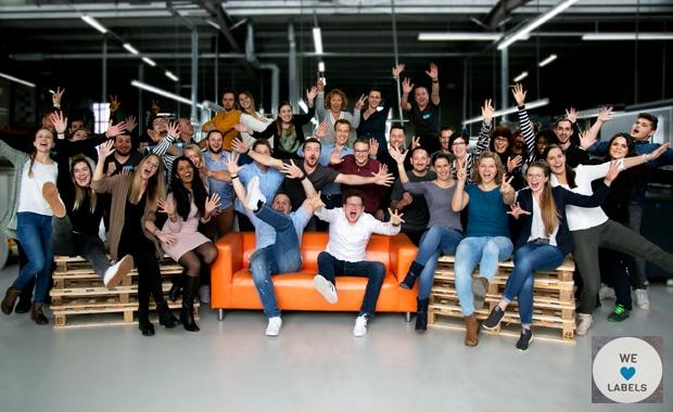 Online-Druckerei: Das Team des Online-Labelprinters »etikett.de« – Spaß während und nach der Arbeit!