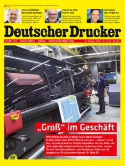 Produkt: Deutscher Drucker 19-20/2020