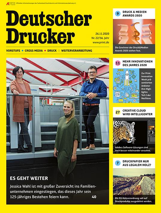 Titelseite DD 22