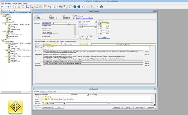 Management Informationssystem: Das Vorkalkulationsmodul RSK-VK ist das erste, das Datamedia im Frühjahr 2021 in einer Web-Version veröffentlicht.