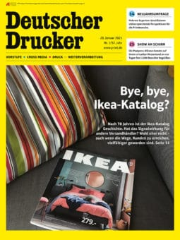 Produkt: Deutscher Drucker 1/2021