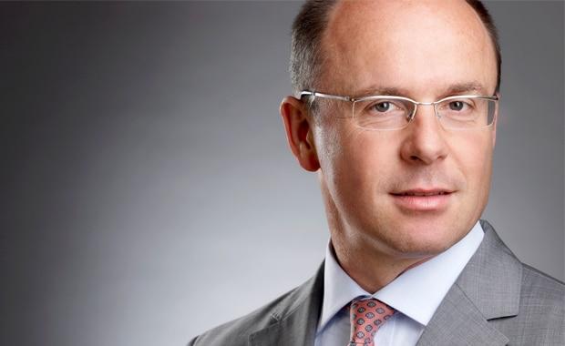 Druckindustrie: Dieter Becker, Geschäftsführer Antalis GmbH.