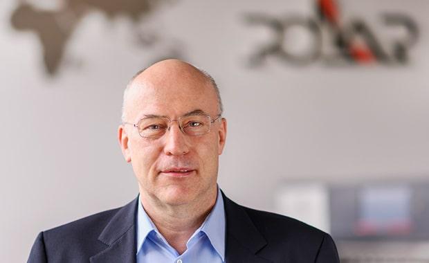 Druckindustrie: Michael Wombacher, Geschäftsführer Polar-Mohr GmbH & Co. KG.