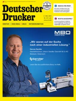 Produkt: Deutscher Drucker 3/2021