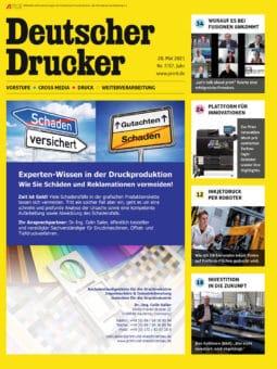 Produkt: Deutscher Drucker 7/2021