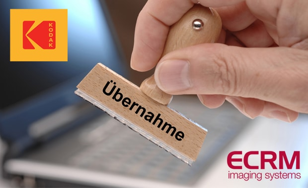 Druckindustrie: Kodak übernimmt die Vermögenswerte des CtP-Geschäfts von ECRM Incorporated.