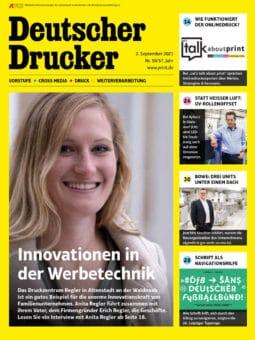 Produkt: Deutscher Drucker 10/2021