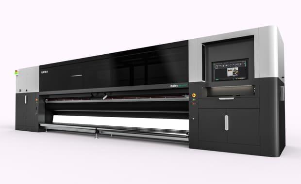 Large Format Printing: der neue Supergroßformatdrucker Acuity Ultra R2 von Fujifilm.