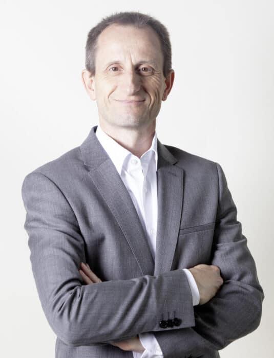 Druckindustrie: Michael Becker, Leiter der Akademie Druck + Medien des Verbands Druck + Medien Nord-West.