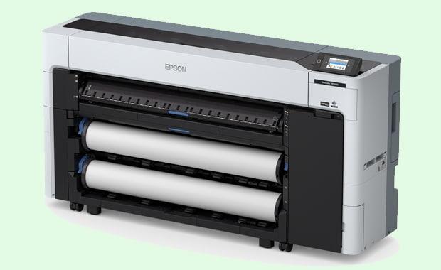 Large Format Printing: Der neue 44-Zoll Großformat-Produktionsfotodrucker Epson Surecolor SC-P8500D.